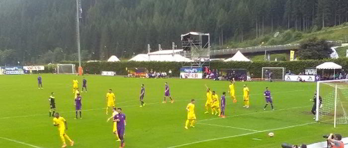 Bild på Fiorentina i Serie A Italien