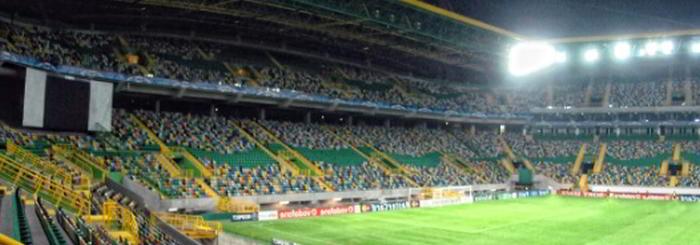 Speltips Europatipset bild på arena fotboll