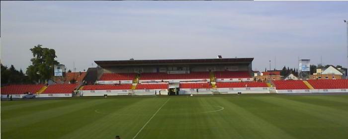 Ingolstadt Bomben Fotboll