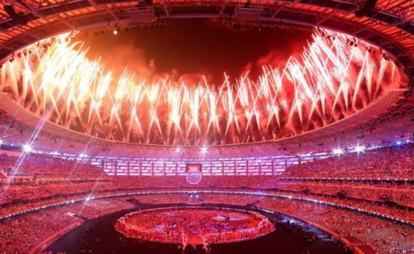Arena i Baku Azerbajdzjan EM-2020