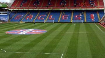 Crystal Palace Hemmastadion Selhurst Park