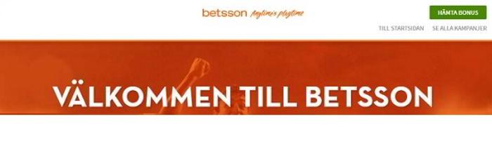 Betsson.com recension Inget Nätcasino Bluff